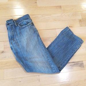 Men's 559 Levi's jeans. size W34  L32